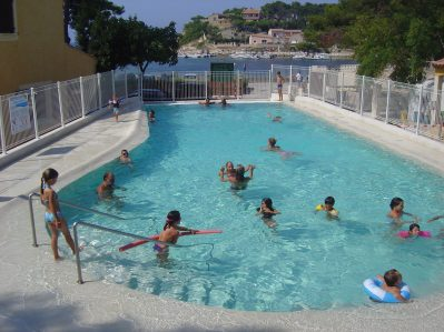 LOU CIGALON - Le parc aquatique du camping LOU CIGALON - MARTIGUES