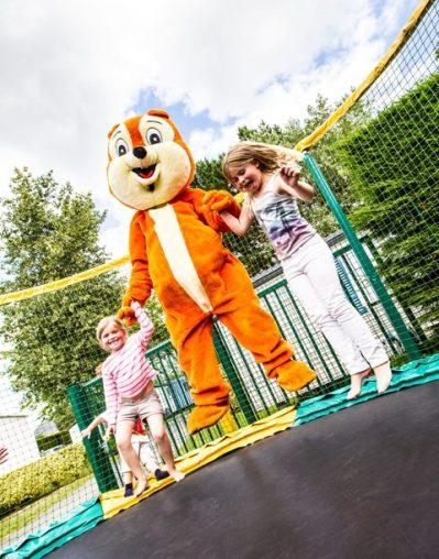 LA ROSERAIE-Espace jeux pour les enfants-BAULE ESCOUBLAC