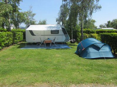 KERVILOR-Les emplacements du camping KERVILOR-TRINITE SUR MER