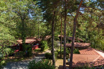 LA BOUQUERIE-Le camping LA BOUQUERIE, la Dordogne-SAINT GENIES