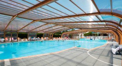 LA POMME DE PIN-La piscine du camping LA POMME DE PIN-SAINT HILAIRE DE RIEZ