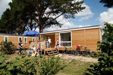 DOMAINE DE KERARNO-Le camping DOMAINE DE KERARNO, das Departement Morbihan-SAINT PHILIBERT