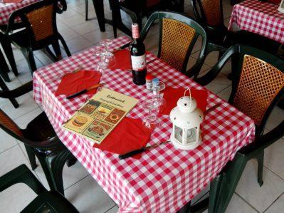 LA TREVILLIERE-Le restaurant du camping LA TREVILLIERE-BRETIGNOLLES SUR MER