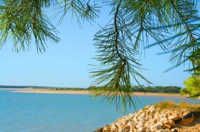 LES HUTTES-Un camping en bord de mer-SAINT DENIS D'OLERON