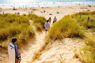 LES HUTTES-La plage-SAINT DENIS D'OLERON