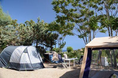 CROS DE MOUTON-Le camping CROS DE MOUTON, das Departement Var-CAVALAIRE SUR MER