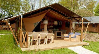 LA FARIGOULETTE-Les hébergements insolites du camping LA FARIGOULETTE-SAINT LAURENT DU VERDON