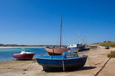 LA BAIE DU KERNIC-Le camping LA BAIE DU KERNIC, das Departement Finistère-PLOUESCAT