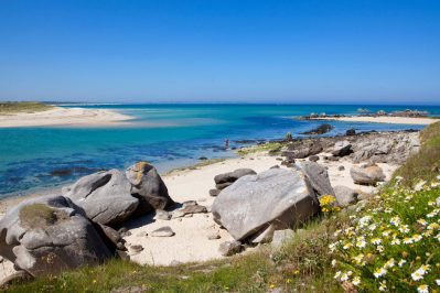 LA BAIE DU KERNIC-Le camping LA BAIE DU KERNIC, le Finistère-PLOUESCAT