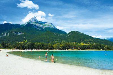 LES ILES-Le camping LES ILES, la Haute-Savoie-PASSY