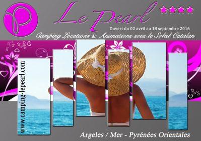 LE PEARL - VILLAGE CLUB-Le camping LE PEARL - VILLAGE CLUB, das Departement Pyrénées-Orientales-ARGELES SUR MER