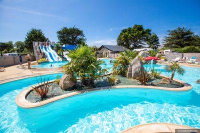 LONGCHAMP-Le camping LONGCHAMP, l'Ille-et-Vilaine-SAINT LUNAIRE