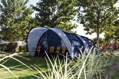 LA GUICHARDIERE-Le camping LA GUICHARDIERE, das Departement Loire-Atlantique-PLAINE SUR MER