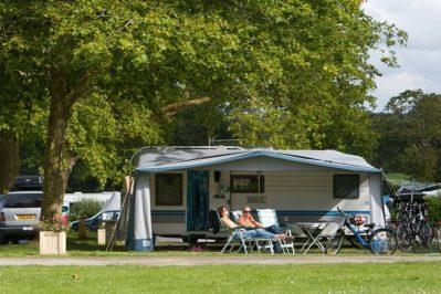 CHATEAU DE LEZ-EAUX-Un camping en pleine nature-SAINT PAIR SUR MER