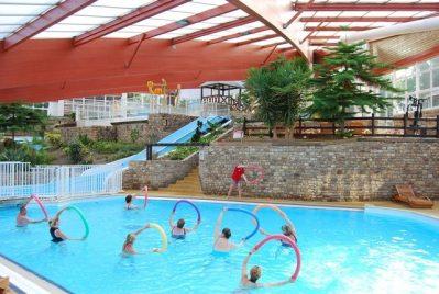 CHATEAU DE LEZ-EAUX-Activités sportives pour petits et grands-SAINT PAIR SUR MER