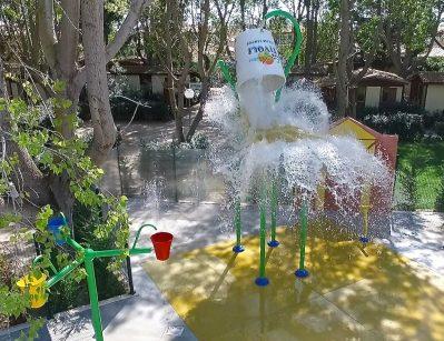 LES JARDINS DE TIVOLI-Le parc aquatique du camping LES JARDINS DE TIVOLI-GRAU DU ROI