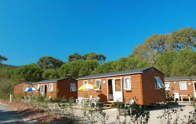 LA FORET DE JANAS-Le camping LA FORET DE JANAS, le Var-SEYNE SUR MER