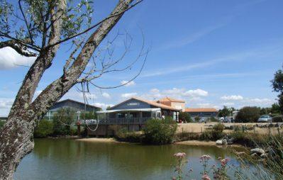 L'ETANG DE BESSE-Le camping L'ETANG DE BESSE, la Vendée-SAINT HILAIRE DE RIEZ