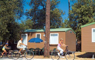 CAMPING MONPLAISIR-Le camping CAMPING MONPLAISIR, la Charente-Maritime-SAINT TROJAN LES BAINS