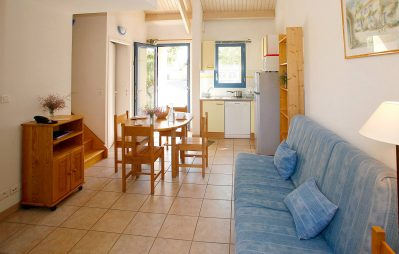 LES COTTAGES ST-MARTIN - Le camping LES COTTAGES ST-MARTIN, das Departement Vendée - TALMONT SAINT HILAIRE