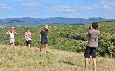DOMAINE D'ARNAUTEILLE-Un camping en pleine nature-MONTCLAR