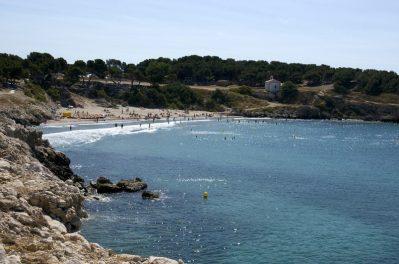 CHEZ PASCALOUNET-La plage-MARTIGUES