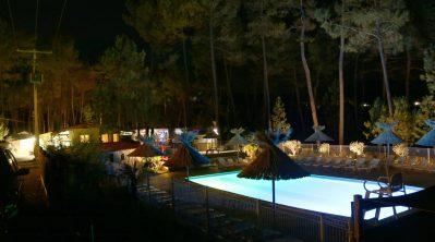 BOIS SIMONET-Le camping BOIS SIMONET, l'Ardèche-JOYEUSE