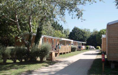 LE VORLEN-Le camping LE VORLEN, le Finistère-FOUESNANT