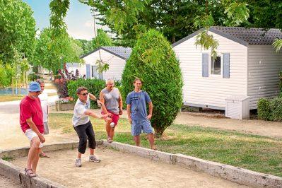 DOMAINE DE KERMARIO-Les hébergements insolites du camping DOMAINE DE KERMARIO-CARNAC