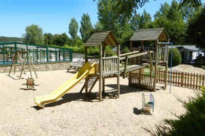 DOMAINE DE KERMARIO-Espace jeux pour les enfants-CARNAC