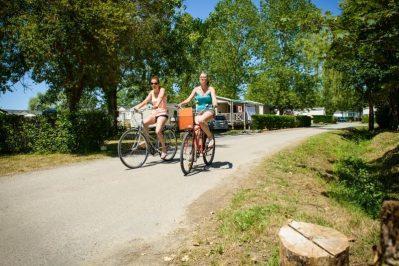 DOMAINE DE BEAULIEU-Le camping DOMAINE DE BEAULIEU, das Departement Vendée-GIVRAND