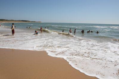 L'ANSE DES PINS-La plage-SAINT GEORGES D'OLERON