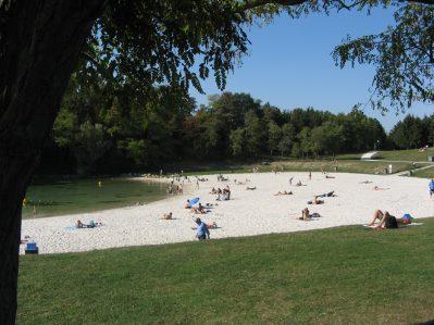 INTERNATIONAL DE JABLINES-Un camping en bord de lac la Seine-et-Marne-JABLINES