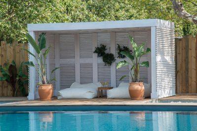 LA PLAGE D'ARGENS-La piscine du camping LA PLAGE D'ARGENS-FREJUS