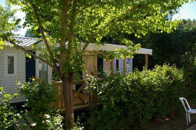 LA CIGALINE-Un parc locatif ombragé das Departement Dordogne-MONTPON MENESTEROL
