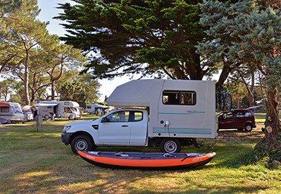 KER EDEN-Un camping en pleine nature-LARMOR BADEN