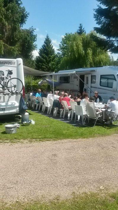 L'OREE DE DEAUVILLE-Le camping L'OREE DE DEAUVILLE, le Calvados-VAUVILLE