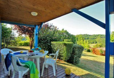 LES VALADES-Le camping LES VALADES, das Departement Dordogne-COUX ET BIGAROQUE