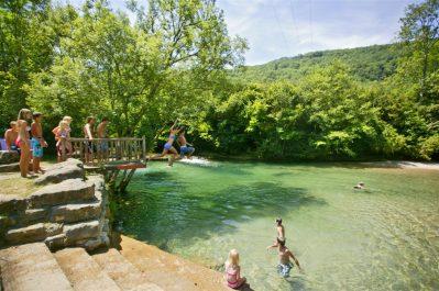 MAISONNEUVE-Accès direct à la rivière im Departement Dordogne-CASTELNAUD LA CHAPELLE