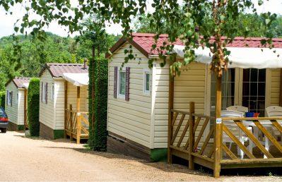 LE CLOS AUROY-Hébergements haut de gamme du camping LE CLOS AUROY-ORCET