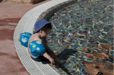 LE CLOS AUROY-Espace jeux pour les enfants-ORCET