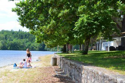 CAMPING DU LAC-Un camping en bord de lac la Corrèze-MARCILLAC LA CROISILLE