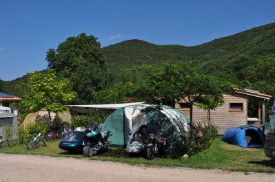 LES CERISIERS DU JAUR-Un camping en pleine nature-SAINT PONS DE THOMIERES