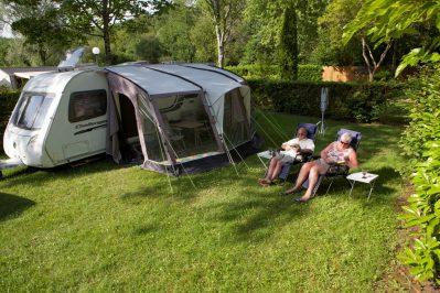 LE MOULIN DU ROCH-Un camping en pleine nature-SAINT ANDRE D ALLAS