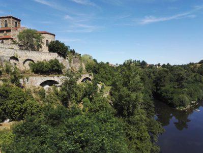 CAMPING LA BAGEASSE-Le camping CAMPING LA BAGEASSE, das Departement Haute-Loire-BRIOUDE