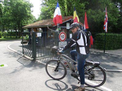 CAMPING DE VITTEL-Le camping CAMPING DE VITTEL, das Departement Vosges-VITTEL