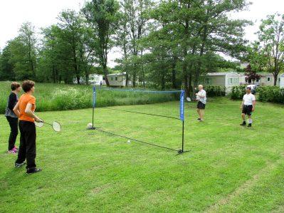 CAMPING DE VITTEL-Activités sportives pour petits et grands-VITTEL