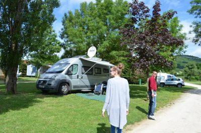 CAMPING DES SOURCES-Le camping CAMPING DES SOURCES, la Côte-d'Or-SANTENAY
