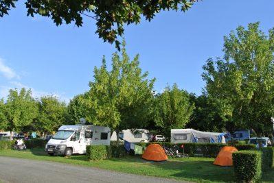 CAMPING DU BREUIL-Le camping CAMPING DU BREUIL, das Departement Saône-et-Loire-BOURBON LANCY