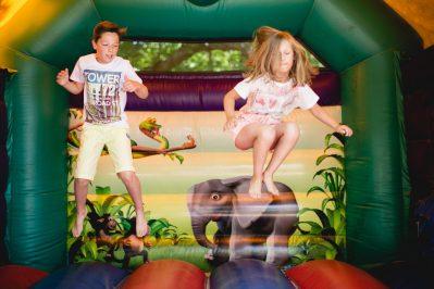 LE COL D'IBARDIN-Espace jeux pour les enfants-URRUGNE